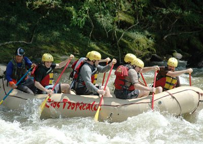 Whitewater Rafting – Reventazon River 2