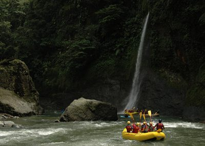 Whitewater Rafting – Reventazon River 1