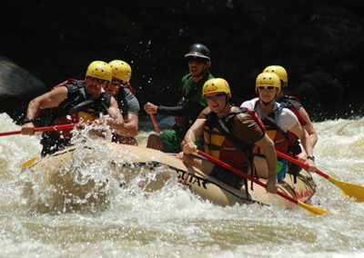 Whitewater Rafting – Reventazon River 4