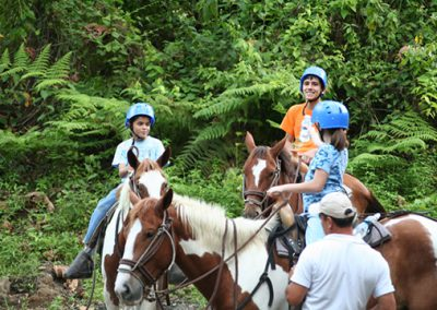Horseback Riding to La Fortuna Waterfall 3