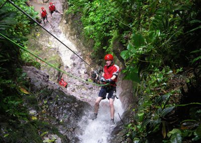 Pure Trek Canyoning 2