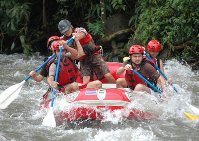 Rafting Balsa River 2
