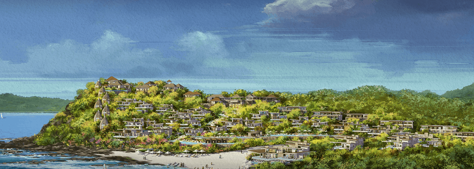 rosewood Rosewood Papagayo, Costa Rica To Open in 2019