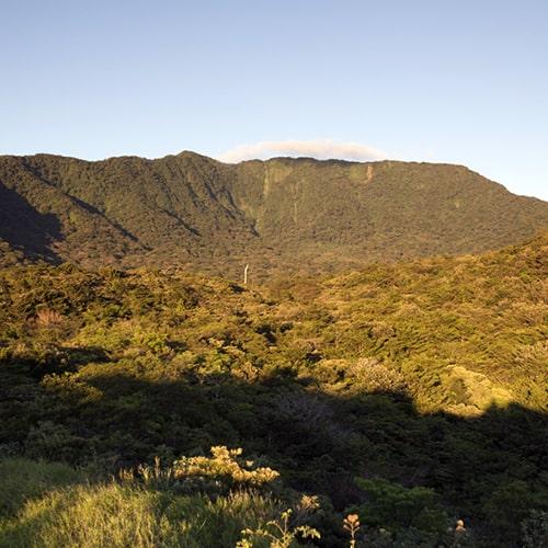 acg World Heritage Sites in Costa Rica