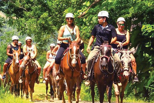 horseback-riding Tour Options Los Sueños Marriott